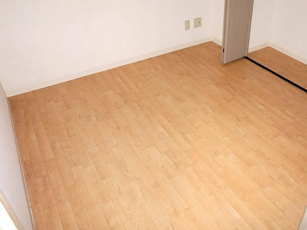 質の良い分譲賃貸マンションで快適な暮らし 質の良い床材を選びました