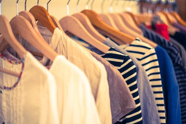 衣替えの整理収納