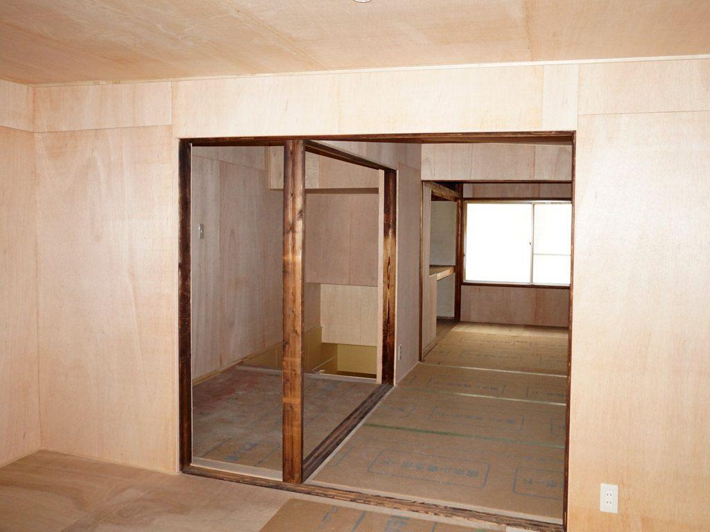 二階はお好きなイメージで内装していただけます。また倉庫代わりに使っていただけます。