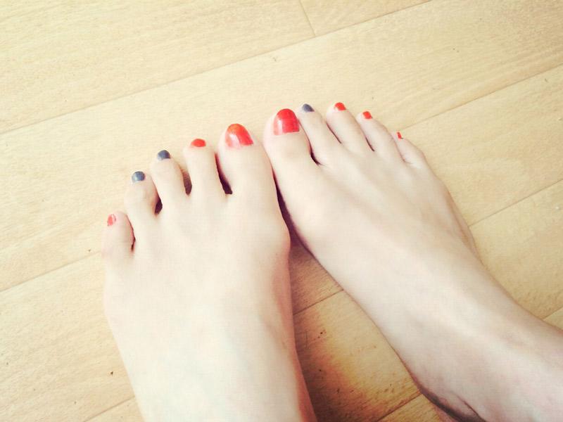 1日たった3分!冷え症に効く簡単にできる足指ストレッチ