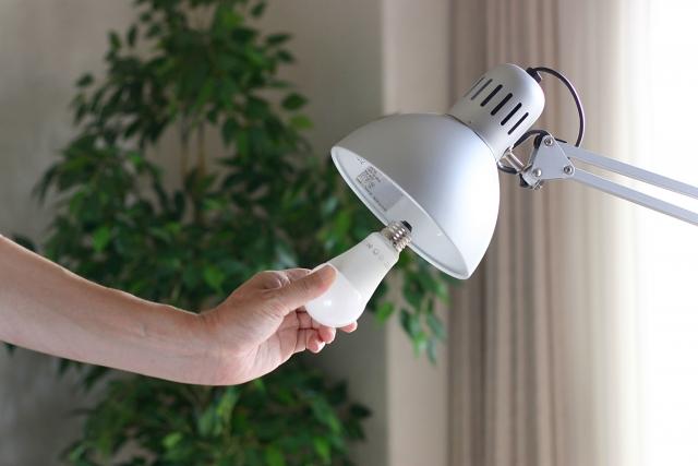 LED照明の10大メリット 寿命が長い