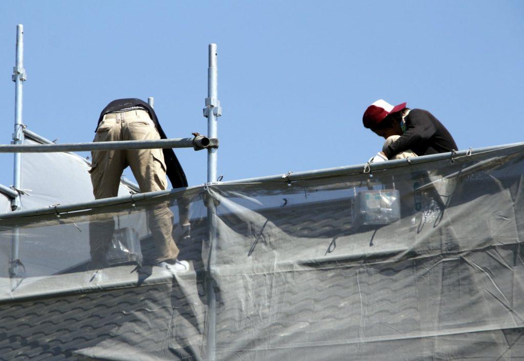 外壁塗装の流れや手順