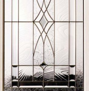 室内ドア ガラス