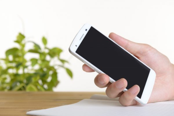 ホームページをスマートフォン対応にリニューアル
