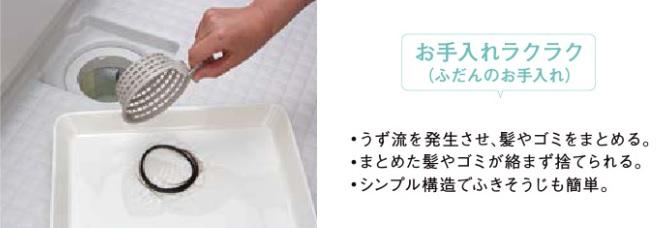 浴室床排水_おすすめ商品画像
