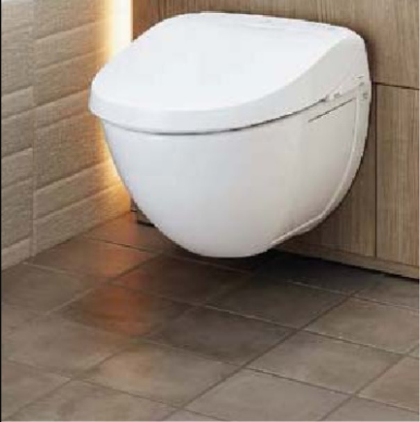 LIXIL 足元すっきりフロートトイレ
