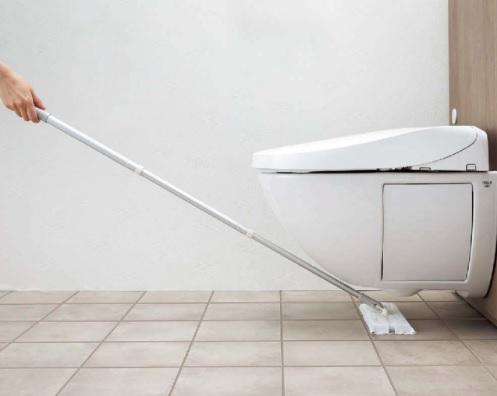 LIXIL お手入れしやすいフロートトイレ