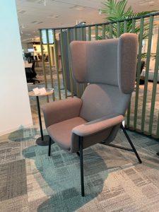 体に良い椅子でストレスのない快適なワークスペース